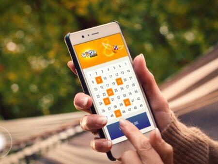 Sazka aplikace vám umožní vsadit si los kdekoliv na cestách